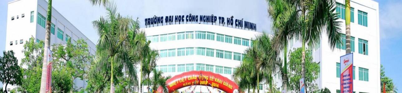Đại học Công nghiệp Thành phố Hồ Chí Minh - Industrial University of Ho Chi Minh City (IUH)