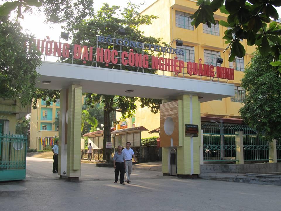 Trường ĐH Công Nghiệp Quảng Ninh