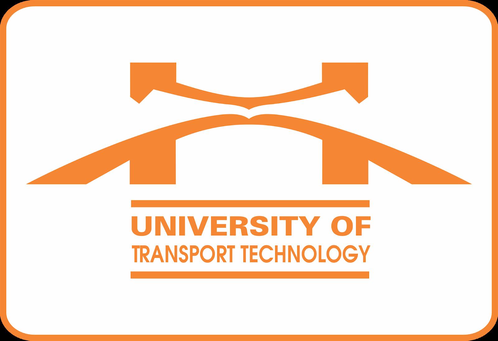 Logo trường ĐH Giao thông vận tải