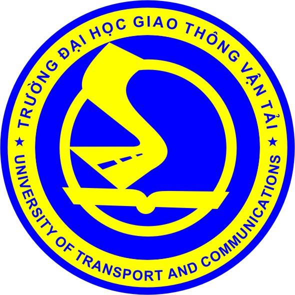 Logo - Đại học Giao thông vận tải