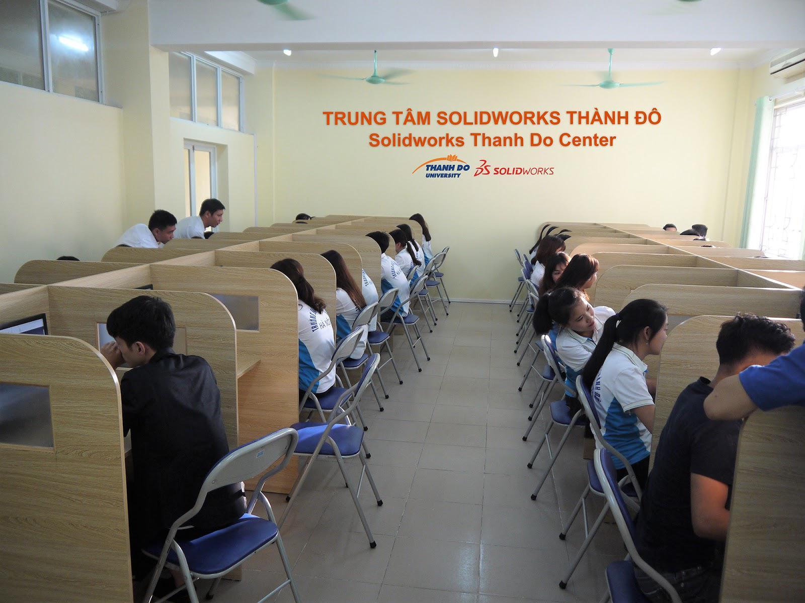 Trung tâm SolidWorks ĐH Thành Đô