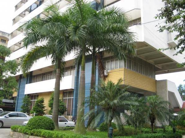 Khu giảng đường Đại học Kiến trúc Hà Nội