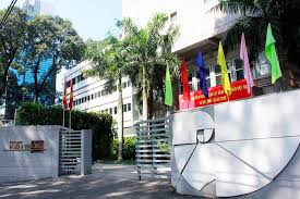 Trường Đại học Kiến trúc Tp. HCM - Trụ sở chính