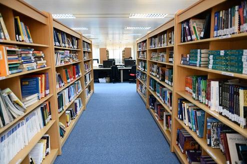 Thư viện Đại học Thăng Long