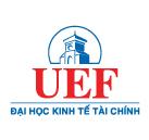 Logo Đại học Kinh tế Tài chính Tp HCM