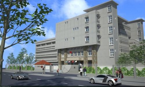 Trường Đại học Kiến trúc Tp. HCM cơ sở Đà Lạt