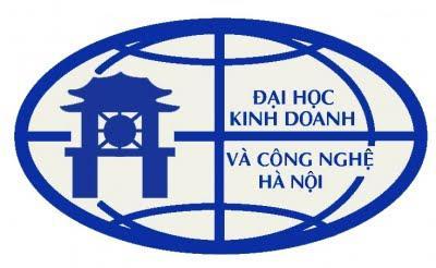 Logo Đại học Kinh doanh và Công nghệ HN
