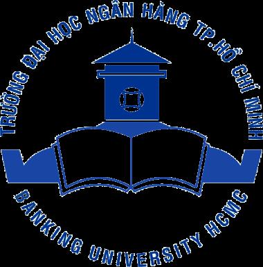 Logo Đại học Ngân hàng Tp HCM