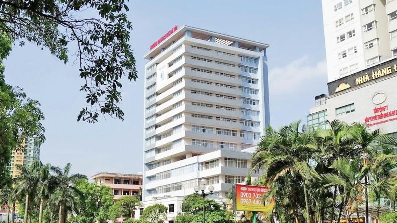 Hình ảnh trường Đại học Luật Hà Nội