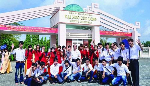 Đại học dân lập Cửu Long