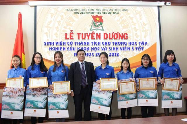 Học viện thanh thiếu niên Việt Nam