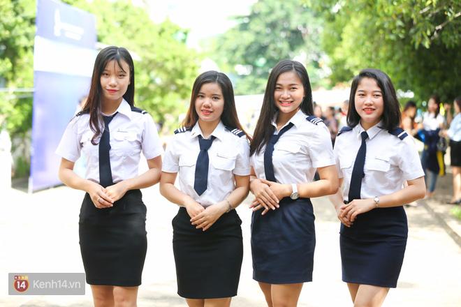 Đồng phục học viện hàng không việt nam