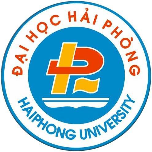 Logo Đại học Hải Phòng
