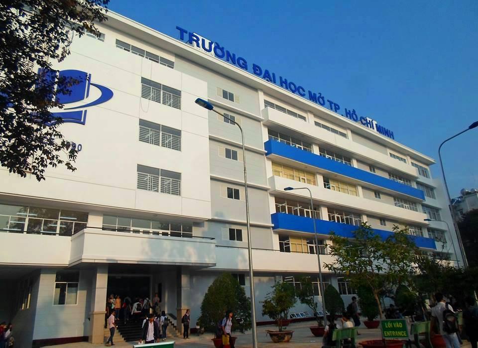 Trường Đại học Mở Thành phố Hồ Chí Minh