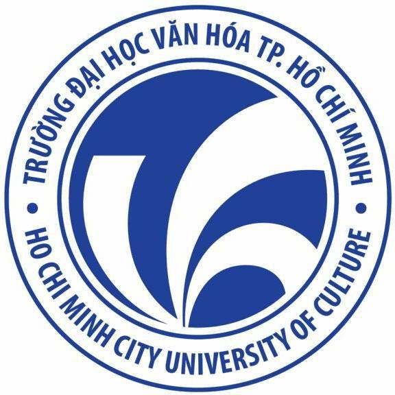 Logo Đại học Văn hóa Tp HCM