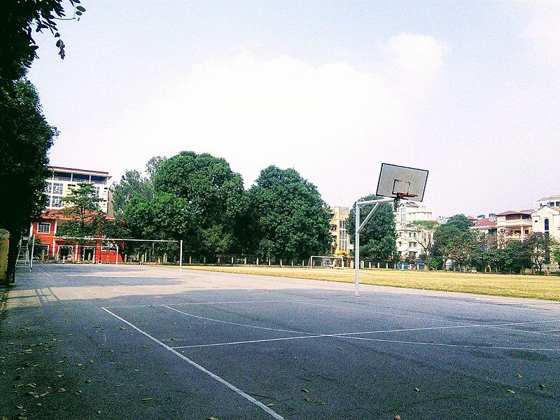 Sân vận động Trường Đại học Hà Nội