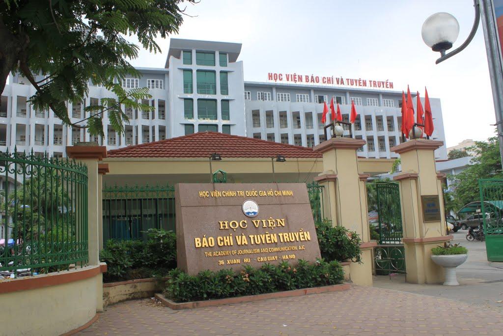 Học viện Báo chí và Tuyên truyền Hà nội