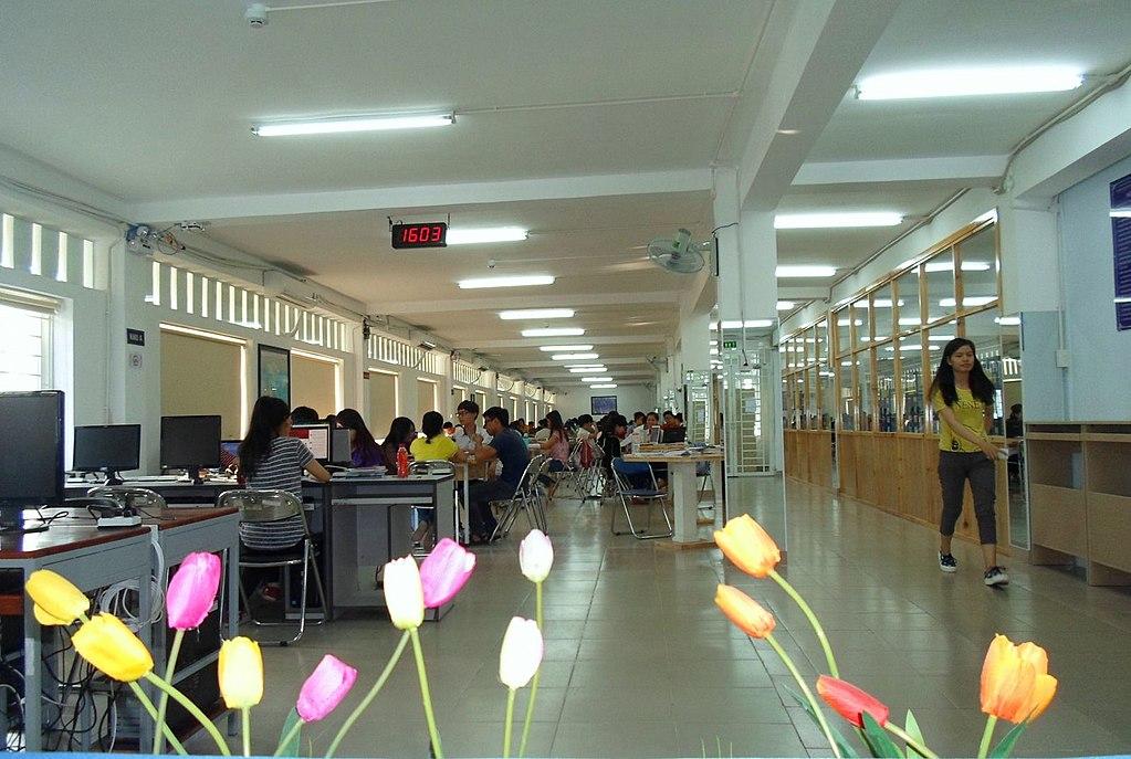 Thư viện Đại học Mở Tp. Hồ Chí Minh