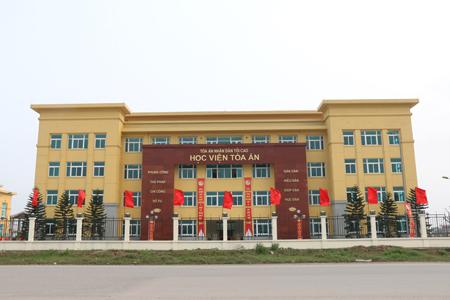 Học viện tòa án