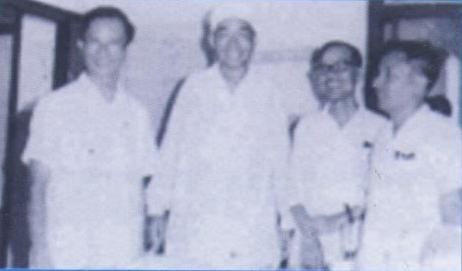 Lãnh đạo bộ y tế thành lập trường đại học y dược Hải Phòng