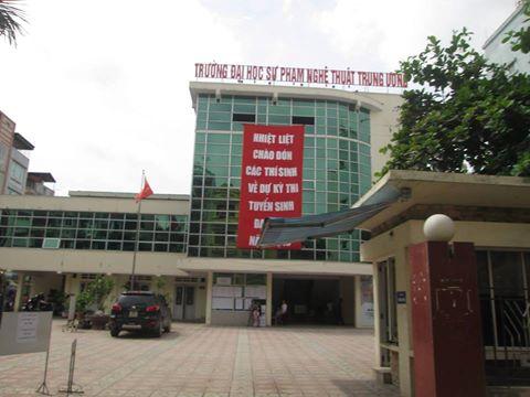 Trường Đại học sư phạm nghệ thuật trung ương - SPNTTW