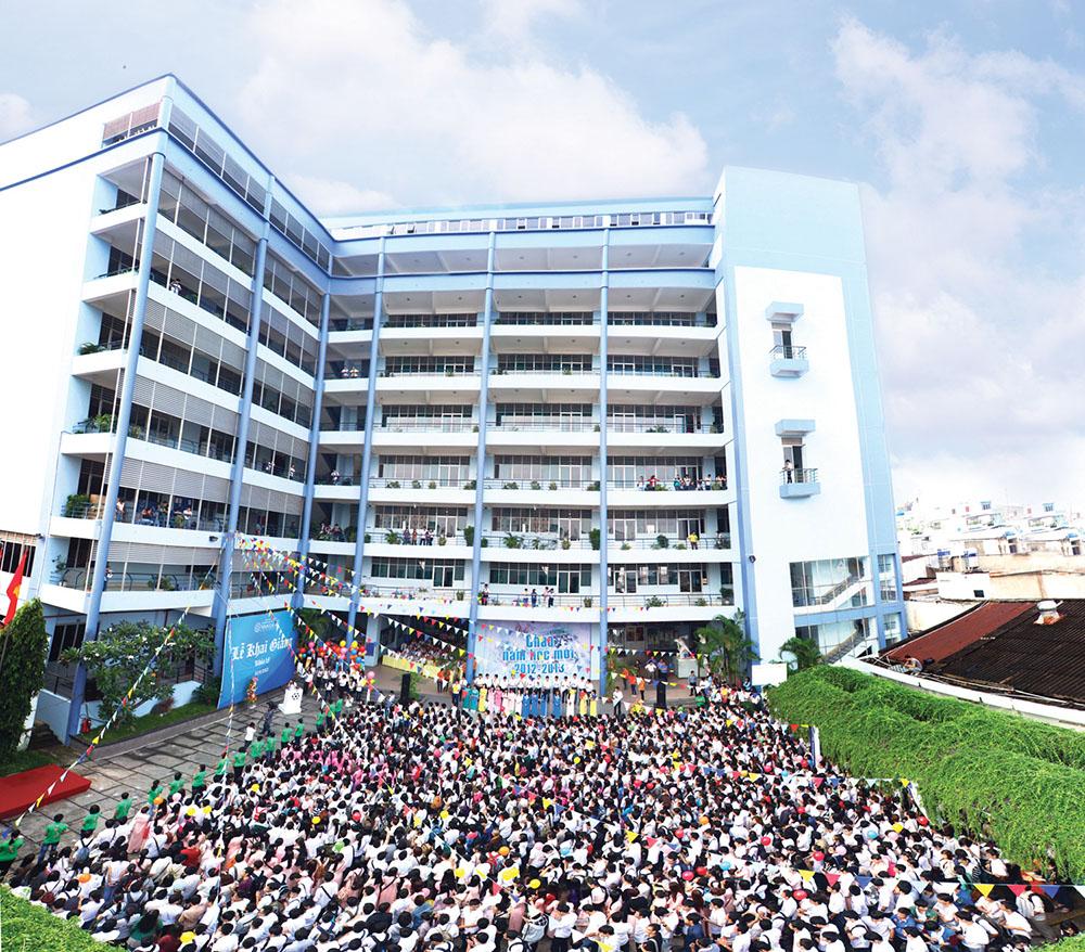 Đại học Văn Lang Cơ sở 2