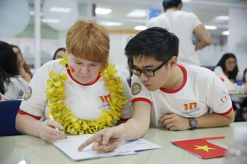 UEF nổi bật với môi trường đào tạo song ngữ - quốc tế