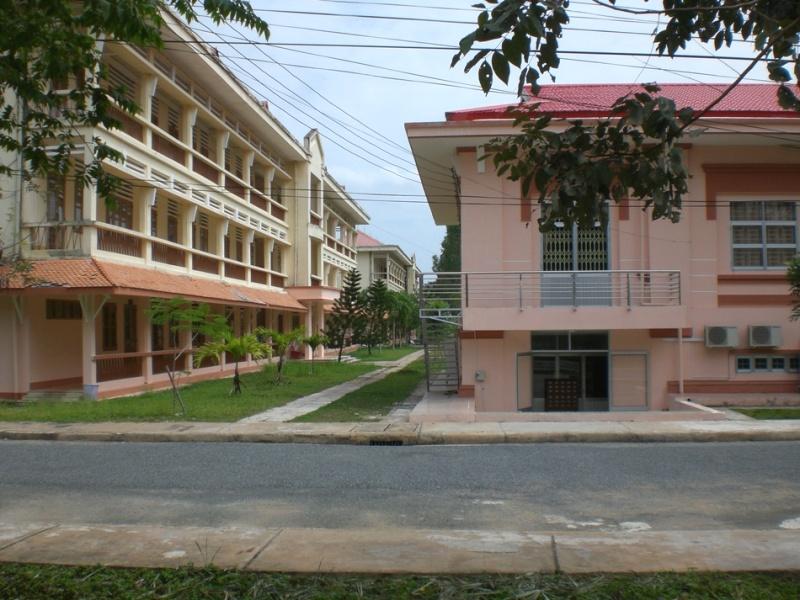 Giảng đường của trường
