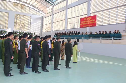 HVBP tổ chức Hội thao thường niên