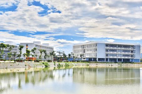 Khu đô thị thu nhỏ tại trường đại họcFPT