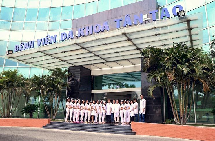 Khoa y Đại học Tân Tạo