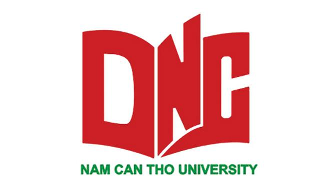 Logo Đại học Nam Cần Thơ