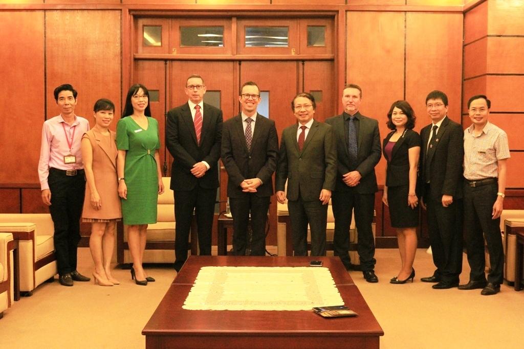 Đội ngũ giảng viên Đại học Luật Hà Nội