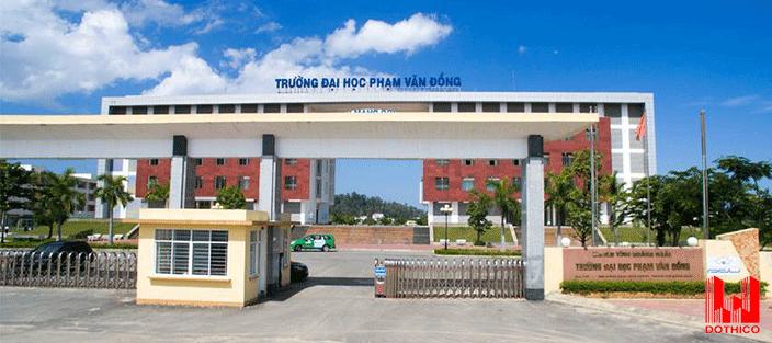 Trường Đại học Phạm Văn Đồng