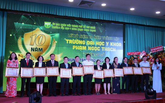 Trường đại học Y Phạm Ngọc Thạch