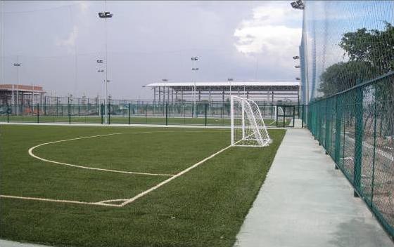 Trung tâm thể thao của trường