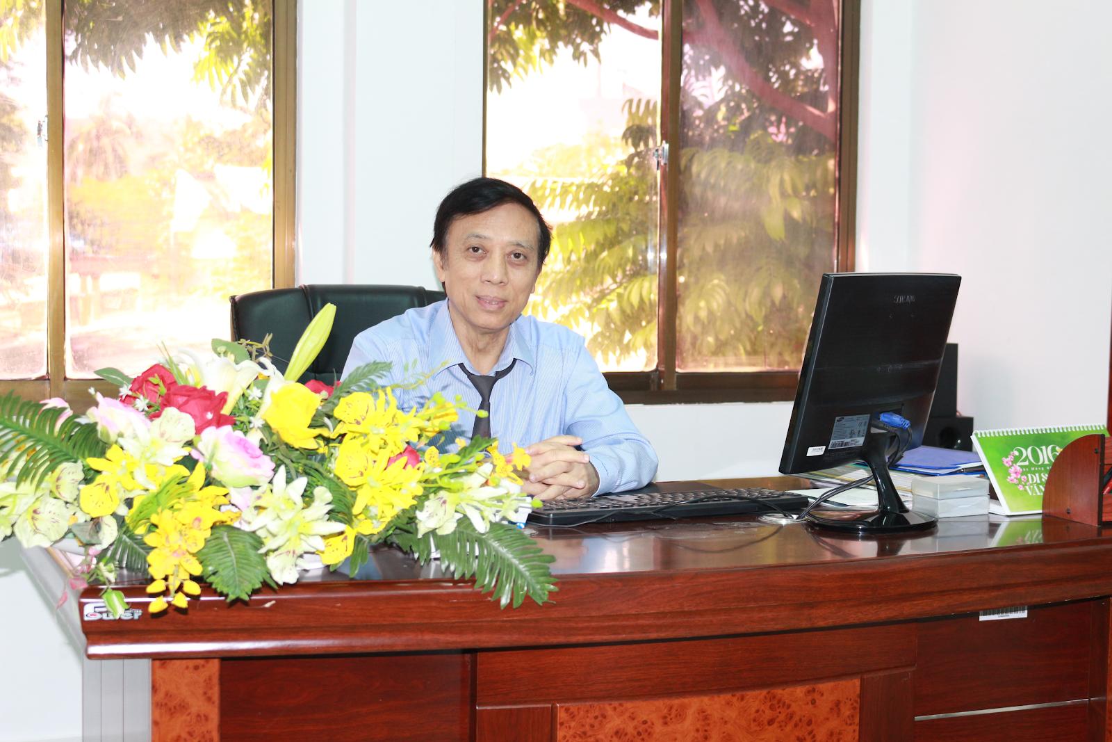 Hiệu trưởng trường Đại học Bà Rịa Vũng Tàu