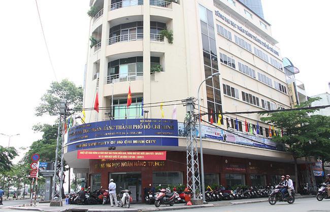 Trường Đại học Ngân hàng Tp HCM