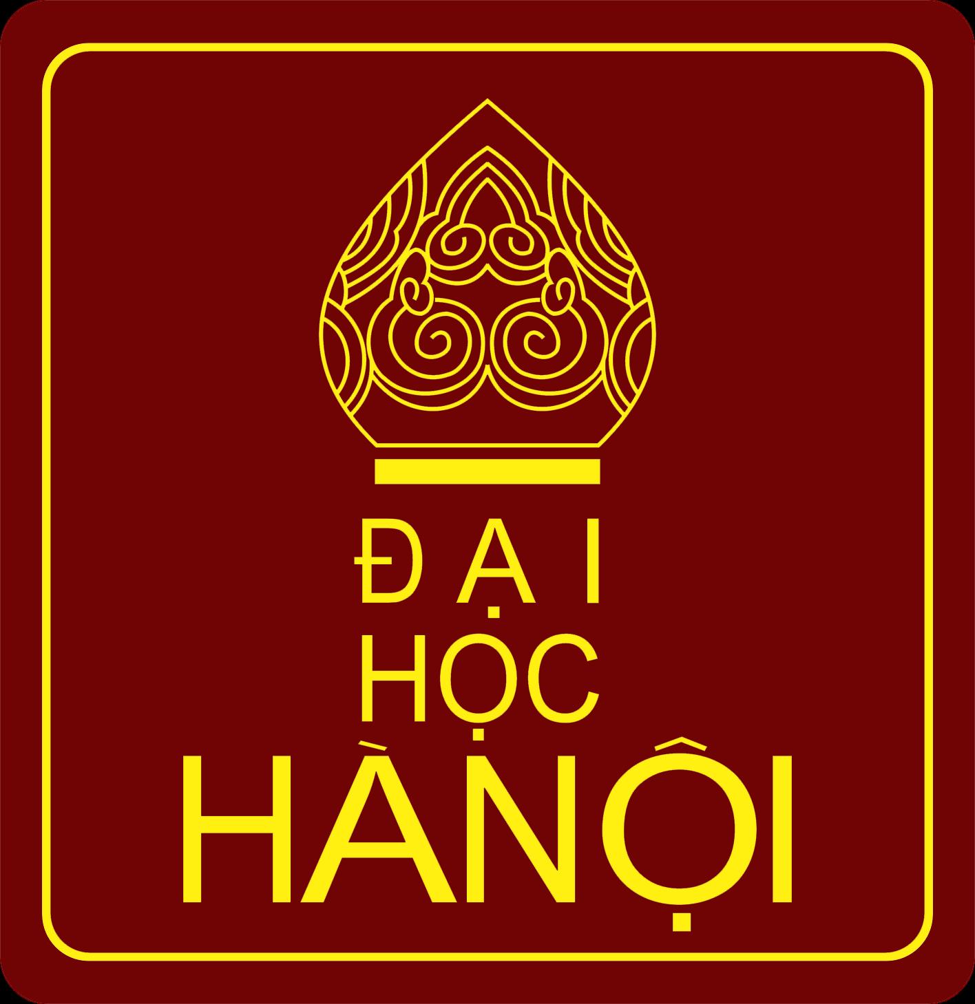 Logo Đại học Hà Nội