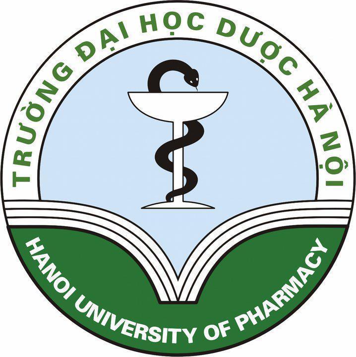 Logo của trường đại học dược Hà Nội