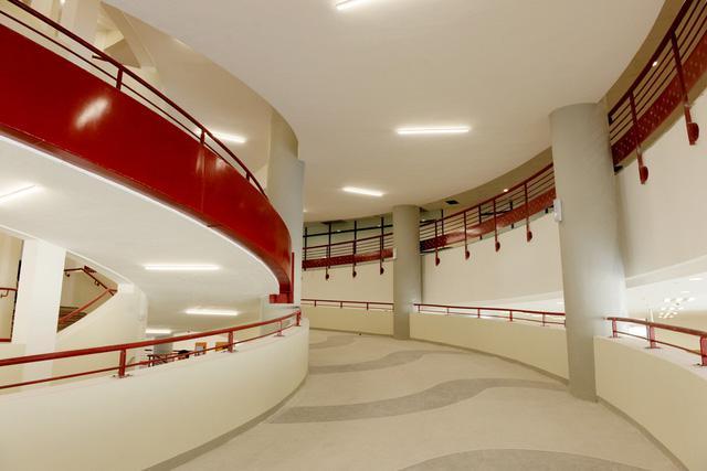 Tòa nhà thế kỷ đình đám với diện tích sàn 96.000 m2