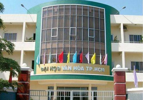 Đại học Văn hóa Tp HCM