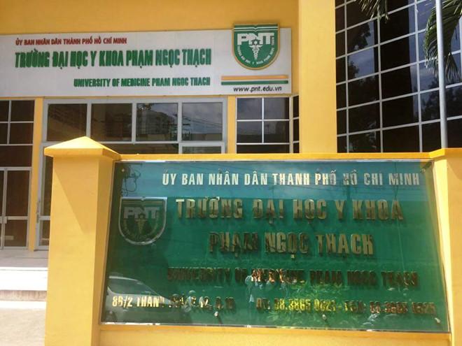 Đại học Y Phạm Ngọc Thạch