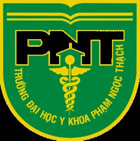 Logo Đại học Y Phạm Ngọc Thạch