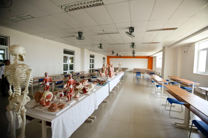 Phòng thực hành điều dưỡng