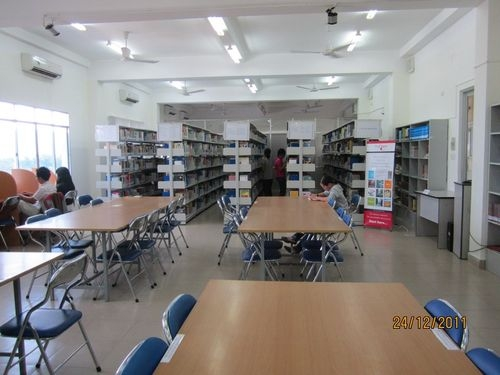 Thư Viện Đại Học Hoa sen