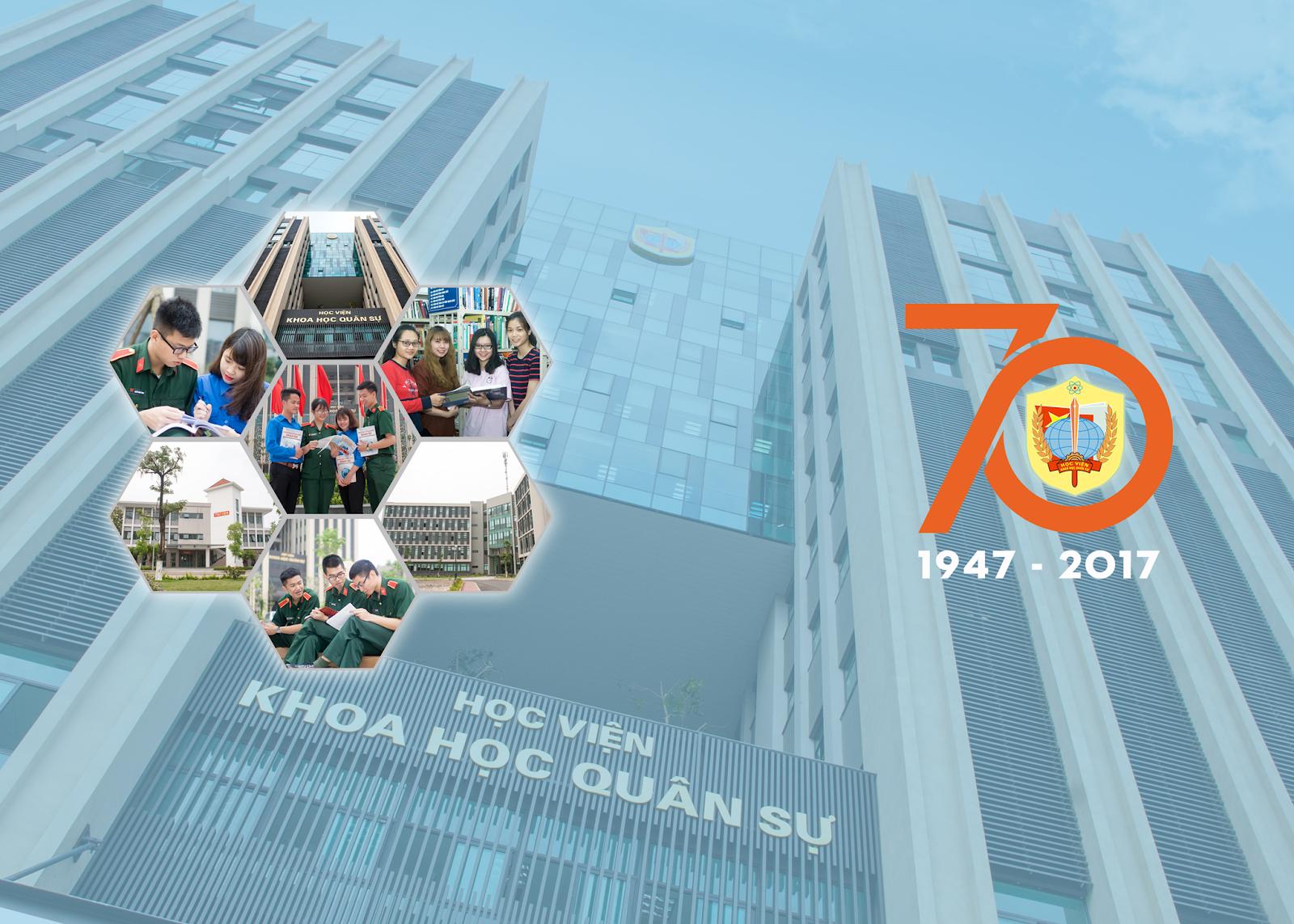 HV Khoa học Quân sự kỷ niệm 70 năm thành lập