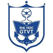 Logo ĐH Giao thông vận tải TP.HCM