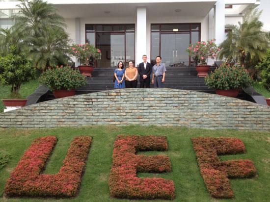 UFE cơ sở Tam Lương