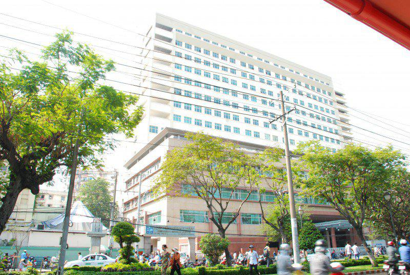 Đại học y dược tphcm